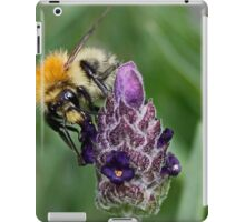 Bee & Lavender iPad Case/Skin