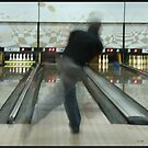 The bowler by Lior Goldenberg