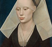Portrait of a Lady is a oil-on-oak panel painting created by Rogier van der Weyden around 1460 by Adam Asar