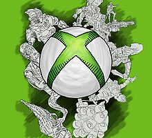 Xbox by joeymaggs