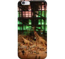 Grande Galerie de l'Évolution iPhone Case/Skin
