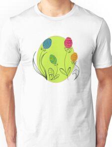 Easter Eggs Unisex T-Shirt