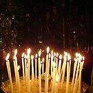 Flaming Prayers by Marmadas