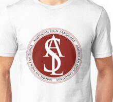 ASL Logo Emblem Unisex T-Shirt