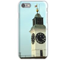 Petrovaradin Clock Tower iPhone Case/Skin