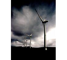 Wind Storm Photographic Print