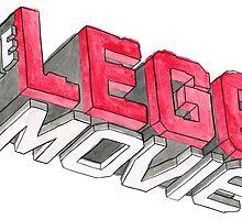 Lego Movie by Monique Cutajar