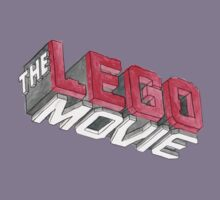 Lego Movie Kids Clothes