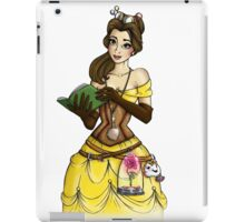 Steampunk Belle - Beauty and the Beast iPad Case/Skin