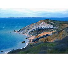 martha's vineyard Photographic Print
