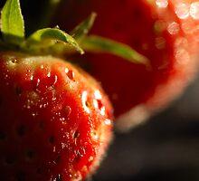 Strawberries by laurac