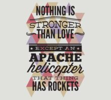 Nothing Is Stronger Than Love T-Shirt