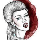 Vampire Girl by HungryDesigns