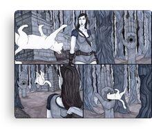 Dörfler 40B Canvas Print