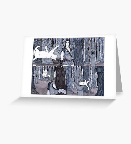 Dörfler 40B Greeting Card