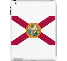 Florida State Flag South Miami Orlando Tampa iPad Case/Skin
