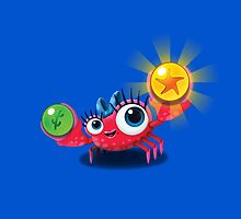 "Bubble Heroes - Kara the Crab ""Bubble"" Edition by Fat Fish Games"