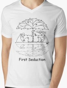 First Seduction -T Shirt Mens V-Neck T-Shirt