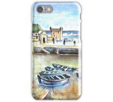Essaouira Harbour 02 iPhone Case/Skin