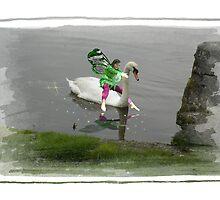 Ride A White Swan by Harri