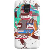 Everyone likes rain Samsung Galaxy Case/Skin