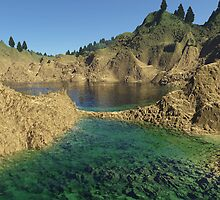 The Swimming Hole by Maylock