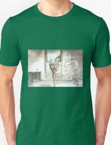 Like it doesn't exist Unisex T-Shirt