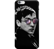Hipster Oswald (Mono) iPhone Case/Skin
