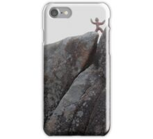 Clay person,on high iPhone Case/Skin