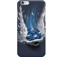 Blue Shell Attack iPhone Case/Skin