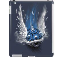 Blue Shell Attack iPad Case/Skin