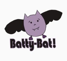 Batty-Bat (1st variant) by bchrisdesigns
