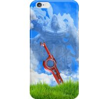 Xenoblade cover iPhone Case/Skin