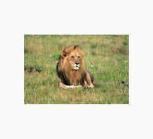 Male Lion On The Masai Mara  Unisex T-Shirt