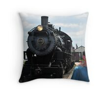 The shot spoilers Throw Pillow