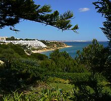 Albufeira, by mariarty