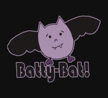 Batty-Bat (2nd variant) by bchrisdesigns
