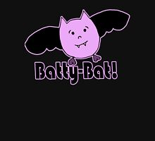 Batty-Bat (2nd variant) Womens Fitted T-Shirt