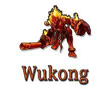 Wukong Photographic Print