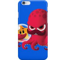 "Bubble Heroes - Boris the Octopus ""Starfish"" Edition iPhone Case/Skin"