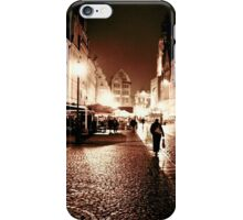 Wroclaw by night 3 iPhone Case/Skin