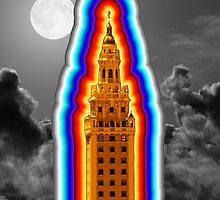 Miami Freedom Tower Cuban Liberty Downtown Brickell by psmgop