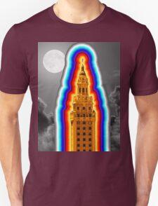 Miami Freedom Tower Cuban Liberty Downtown Brickell Unisex T-Shirt