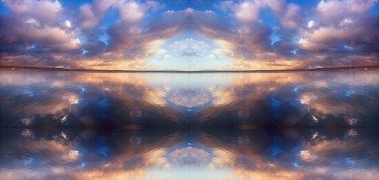 """Spiritual Flight"" © 2008 Brad Michael Moore by Brad Michael Moore"