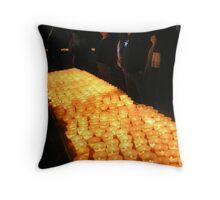 Luminaria Throw Pillow