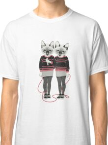 Siamese Twins Classic T-Shirt
