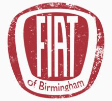 FIAT of Birmingham (Woody Edition) by greydpeak