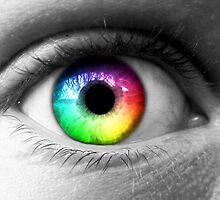 See the Rainbow by djake93