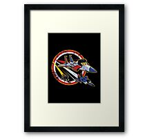 Seekers Conquest Framed Print