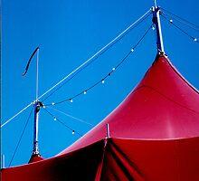 circus tent by Sarah Wheaton